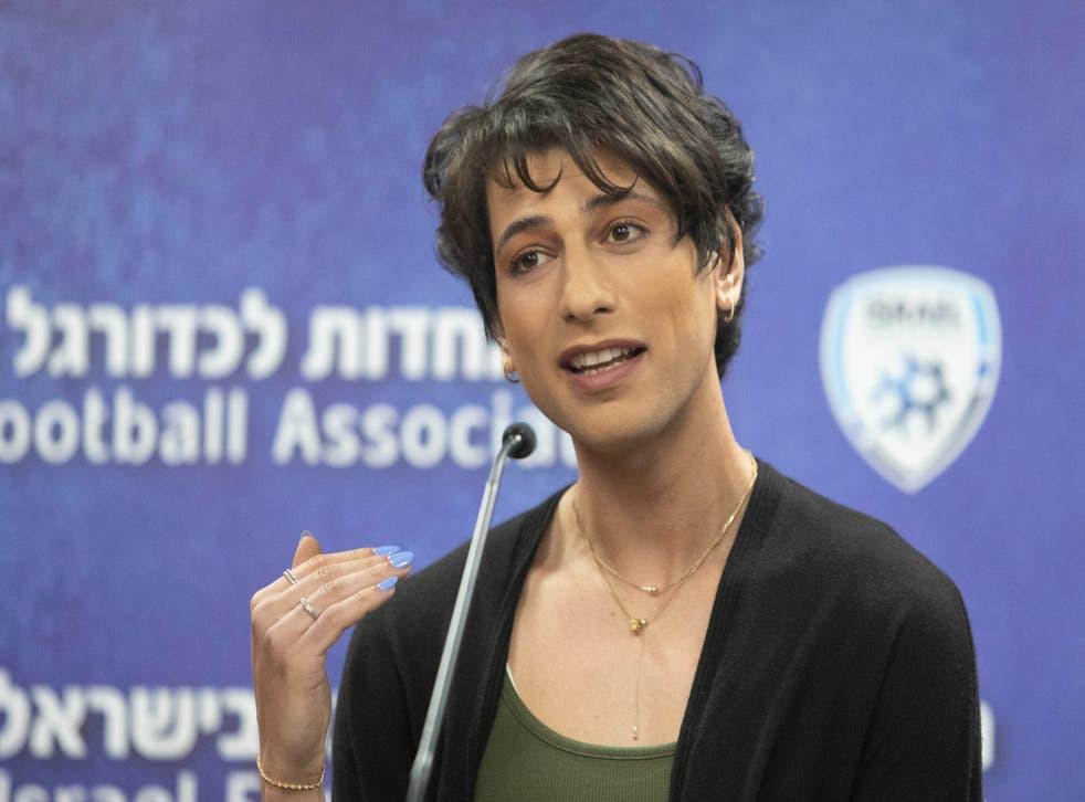 Israel Transgender Referee