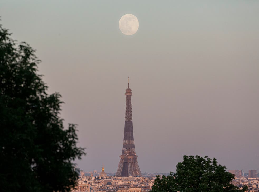 <p>France was one of only two EU member states to report economic growth</p>