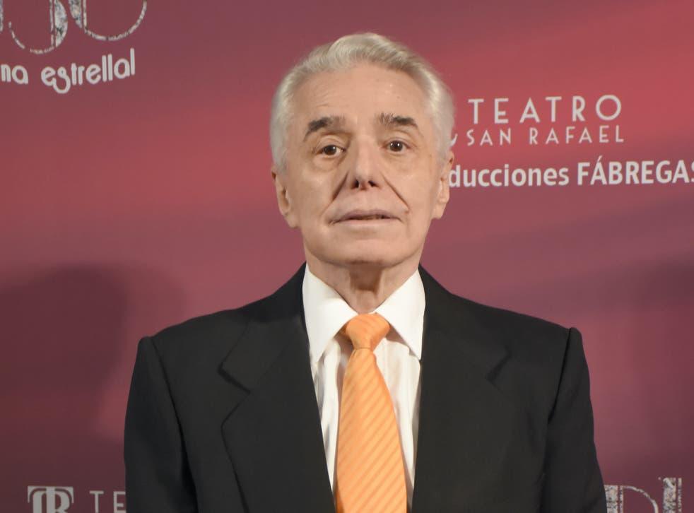 <p>Enrique Guzmán ha rechazado haber abusado sexualmente de Frida Sofía y emprendió una demanda contra ella</p>