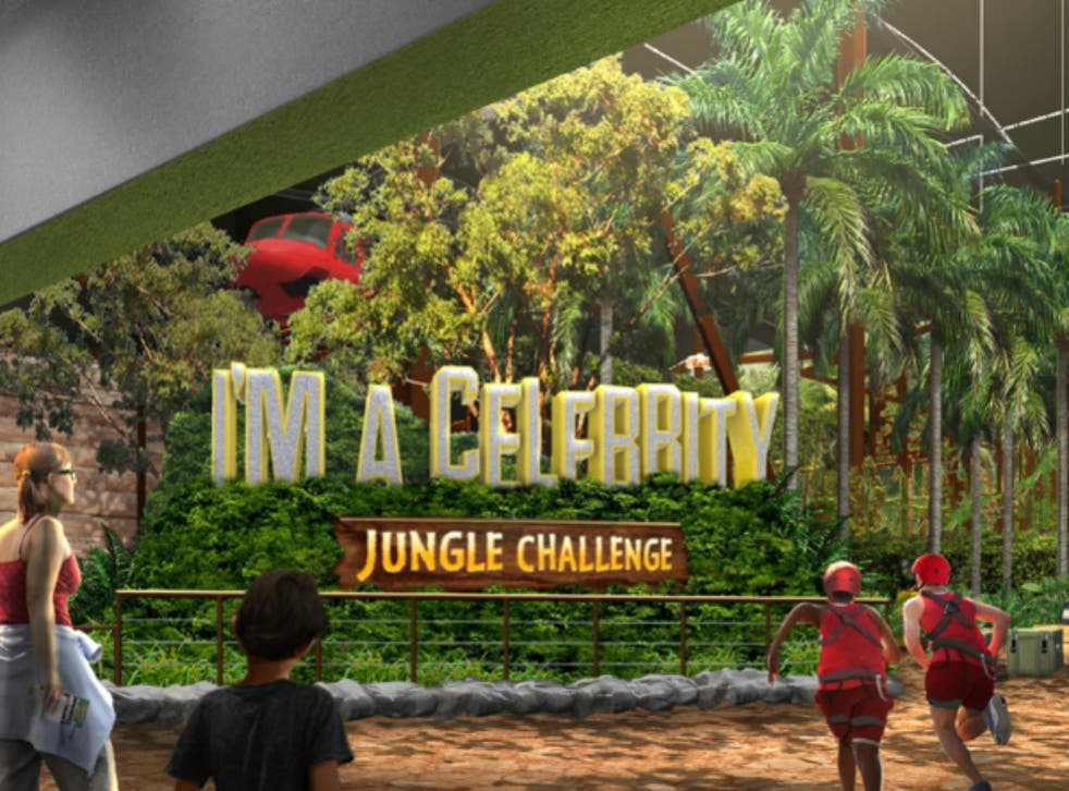 I'm a Celebrity Jungle Challenge is a new immersive experience
