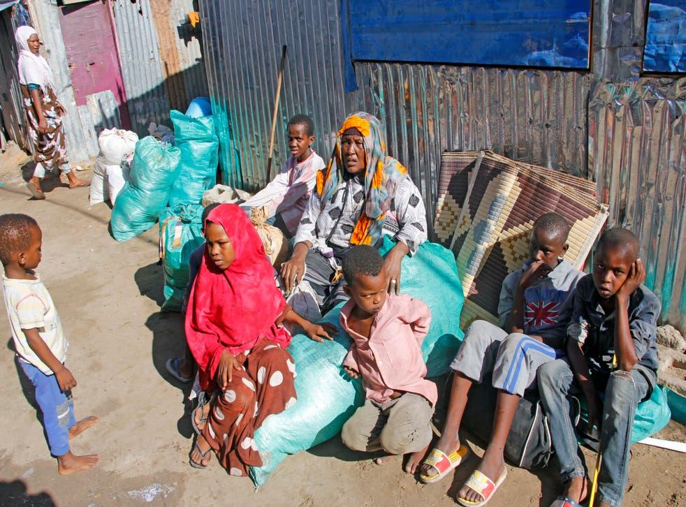 Somalia Gunfire