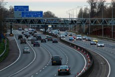 Expect delays this weekend as 15 million journeys planned, motorists warned