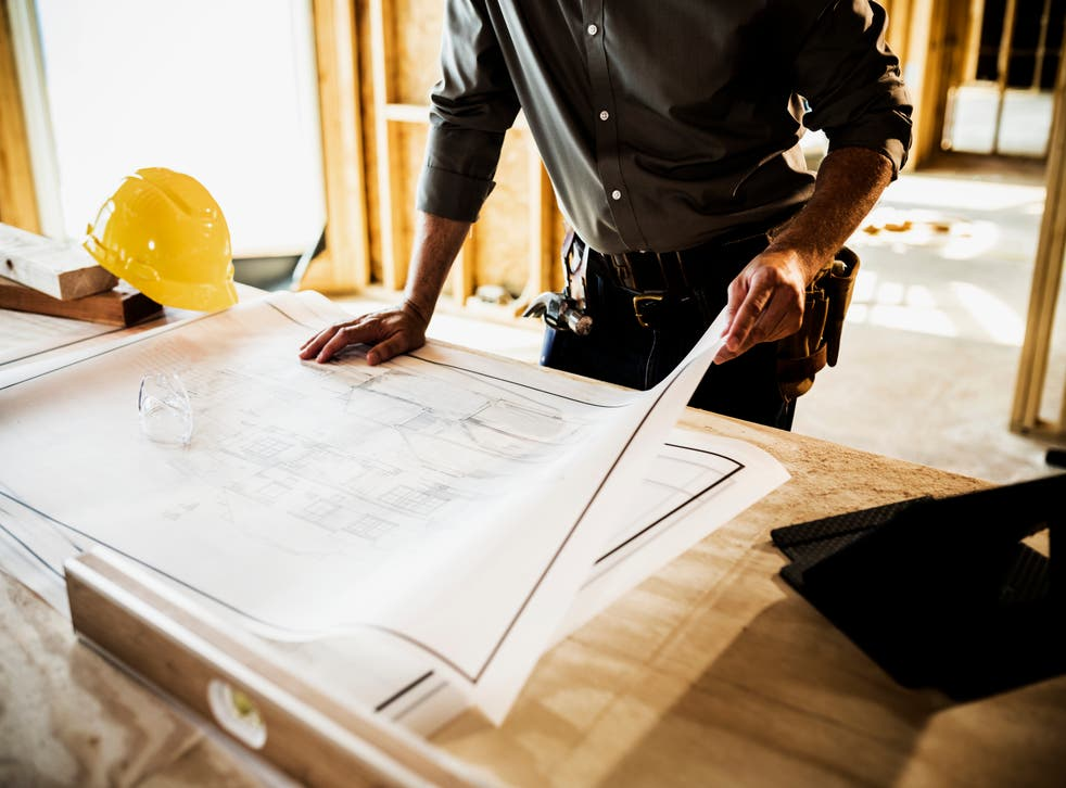 <p>Robert Jenrick says 'Help to Build' scheme will lower the required deposit for a mortgage</p>