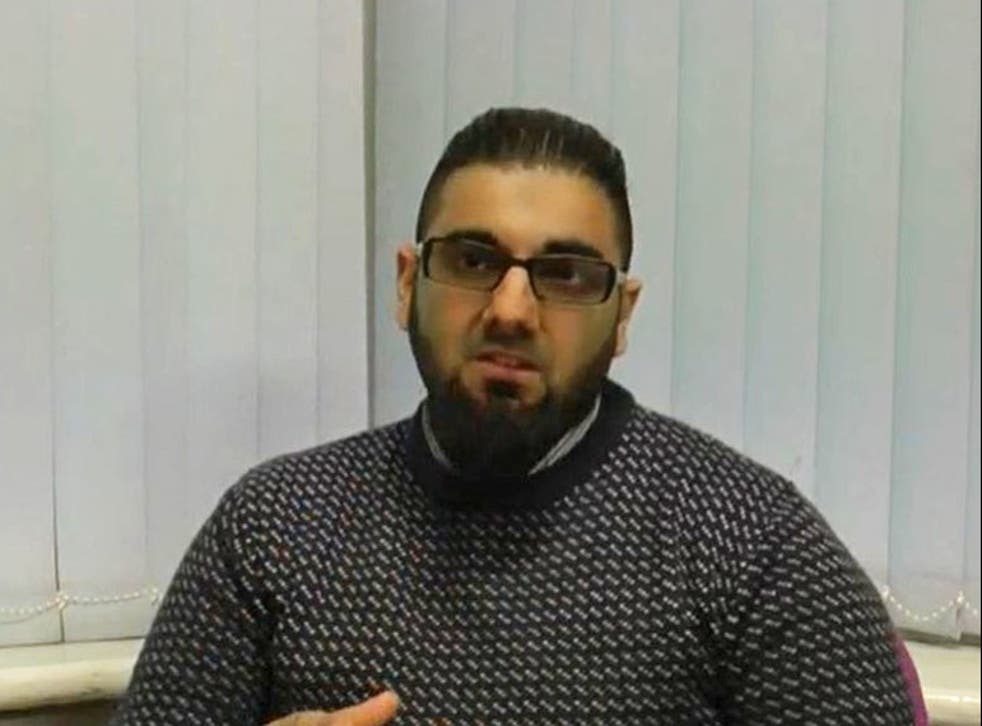Fishmongers' Hall attacker Usman Khan (pictured) was an 'influential' prison inmate who associated with Lee Rigby's killer, an inquest has heard