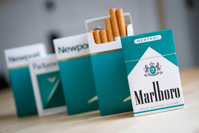 <p>US poised to ban menthol cigarettes</p>