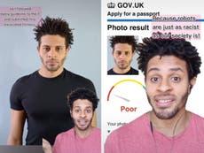 """Tiktoker usa foto de su pasaporte para evidenciar """"racismo"""" en inteligencia artificial"""