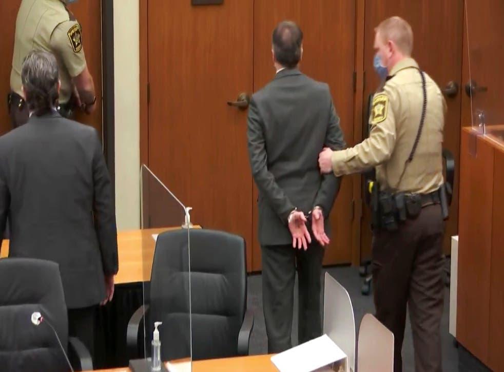 APTOPIX George Floyd Officer Trial