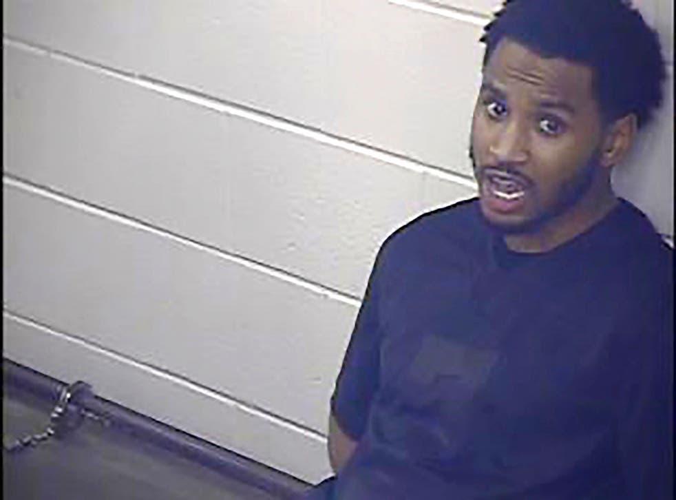 Singer Arrested NFL Playoff