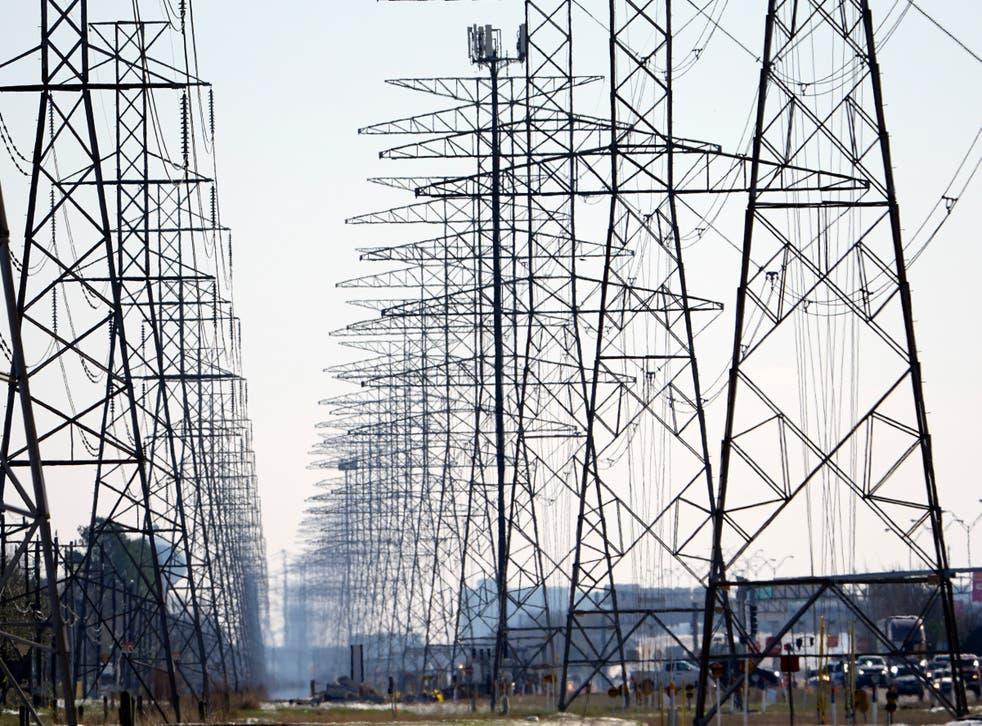 Biden Cleaner Power Grid