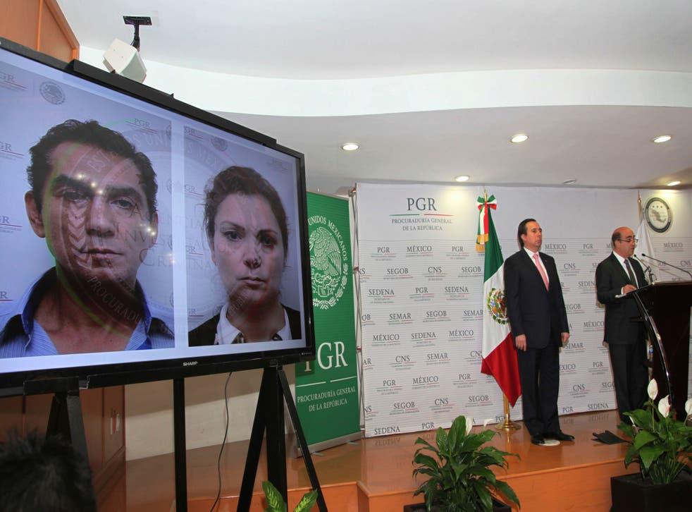 MÉXICO-ESTUDIANTES DESAPARECIDOS