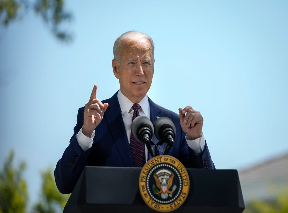 <p>Joe Biden will outline his $1.8 trillion American Families Plan during his first address to Congress on 28 April.</p>