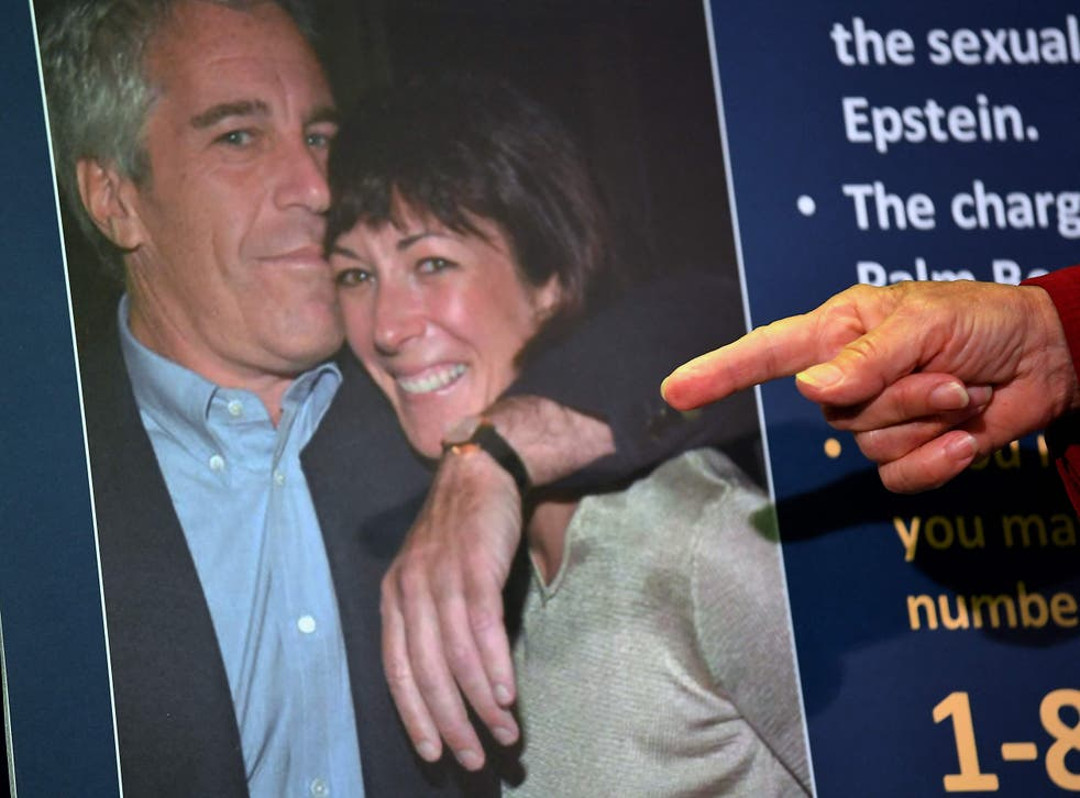 <p>File photo: A federal judge ordered dozens of documents about Ghislaine Maxwell's personal affairs to be unsealed in the next two weeks</p>