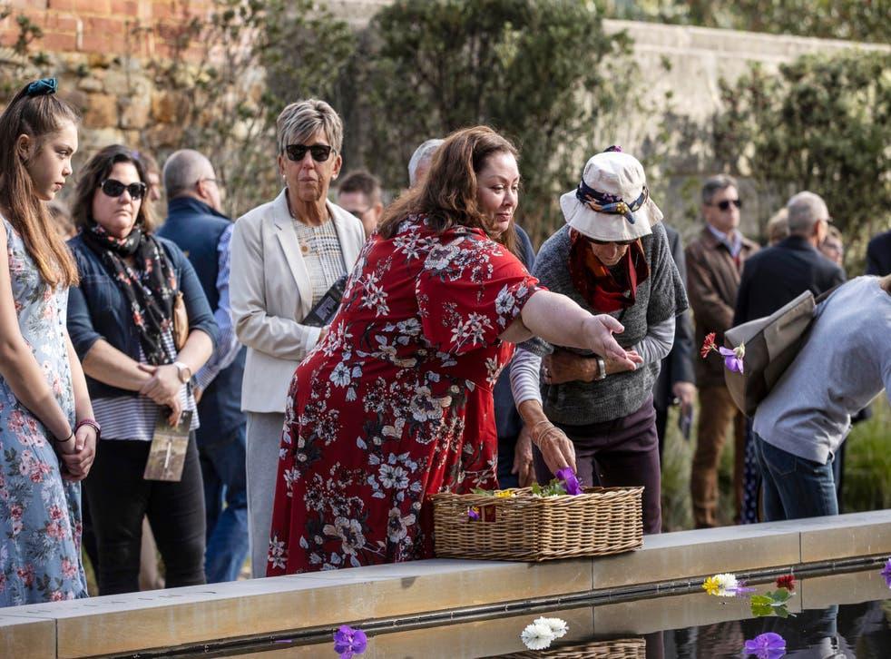 APTOPIX Australia Massacre Anniversary