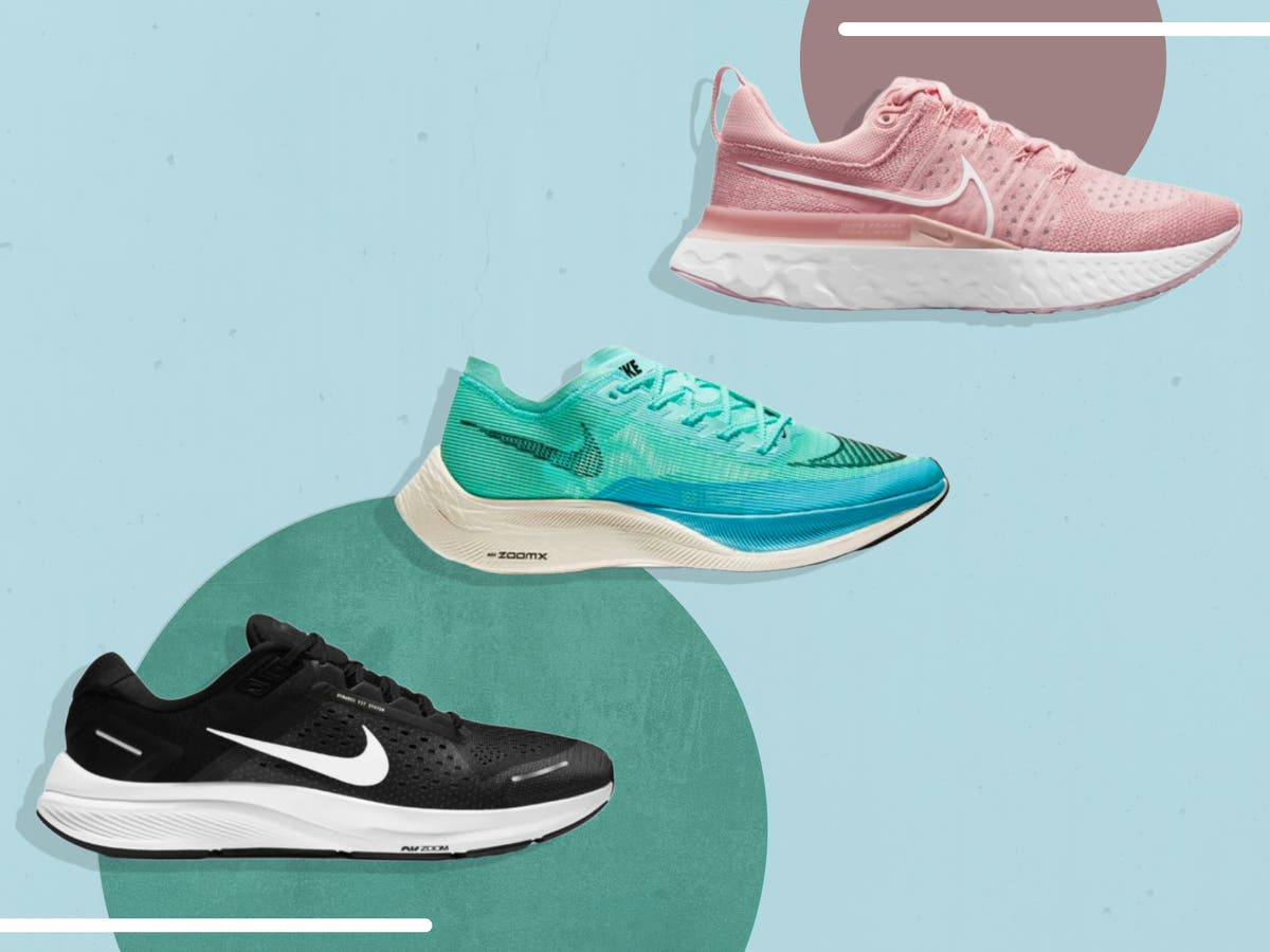 6 best Nike running trainers for going the distance