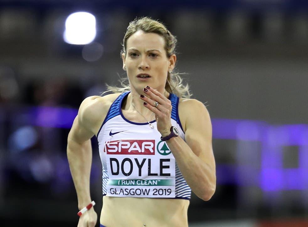 Great Britain athlete Eilidh Doyle