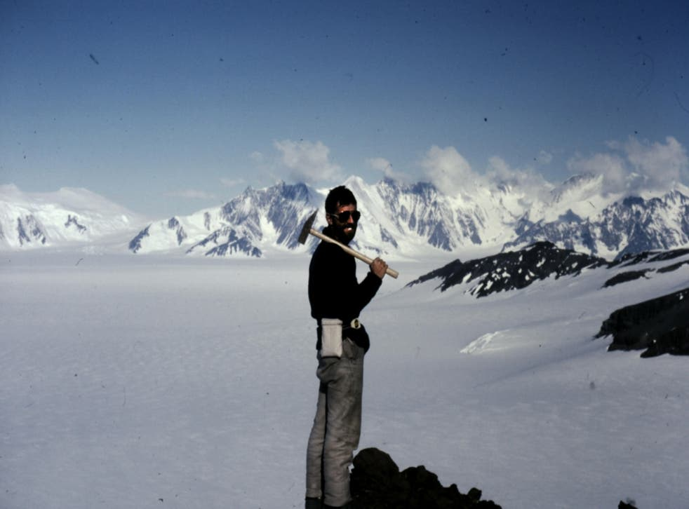 Malcolm Hole in the Antarctic