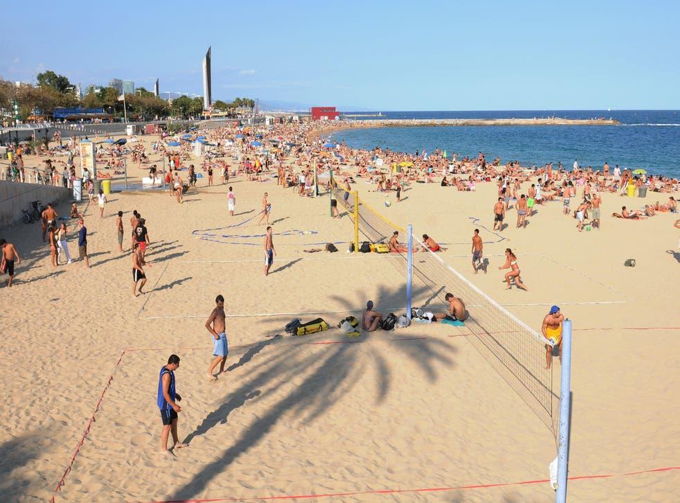 Travel Stock – Barcelona – Spain