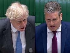 Boris Johnson refuses to deny flat refurb loan from Tory donor