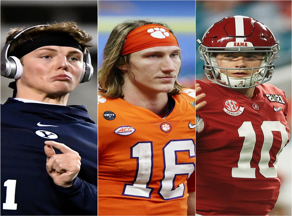 Zach Wilson, Trevor Lawrence and Mac Jones are among a special NFL Draft class