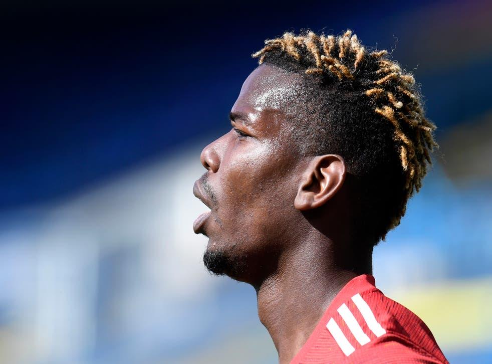 Henrikh Mkhitaryan has defended Paul Pogba