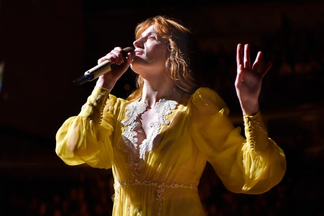 Theater-Florence Welch
