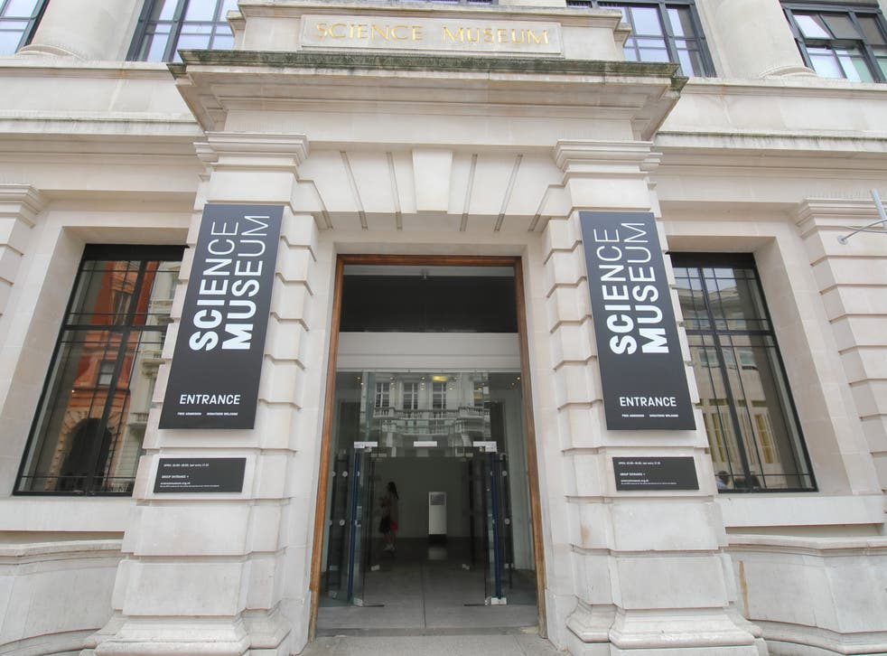 The Science Museum's new Our Future Planet exhibition in London is sponsored by oil and gas giant Shell