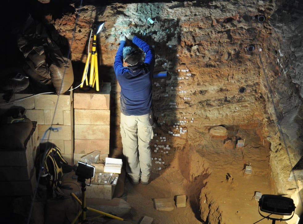 <p>New dating work which now proves that early humans were using fire at least 900,000 years ago</p>