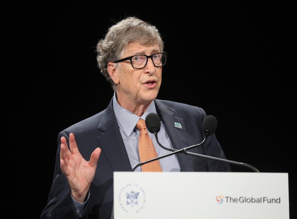 Philanthropy Gates Vaccine Distribution