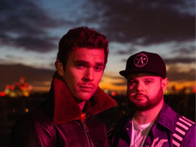 <p>Royal Blood frontman Mike Kerr wrote 'Typhoons' as he went sober</p>