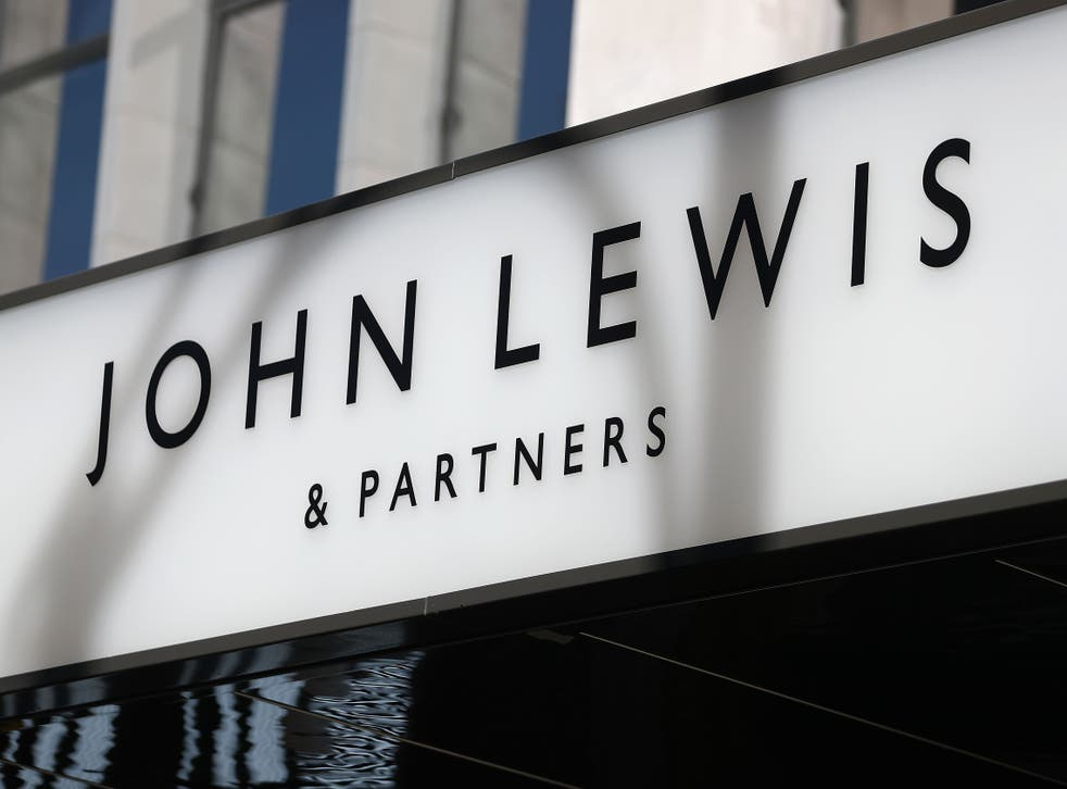 <p>John Lewis: an institution to us all</p>