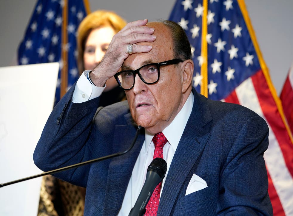 <p>An astonishing fall from grace for the former mayor of New York</p>