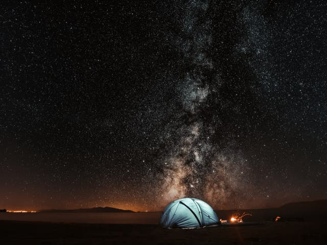 <p>Camping will be in demand again this summer due to the limits on international travel </p>