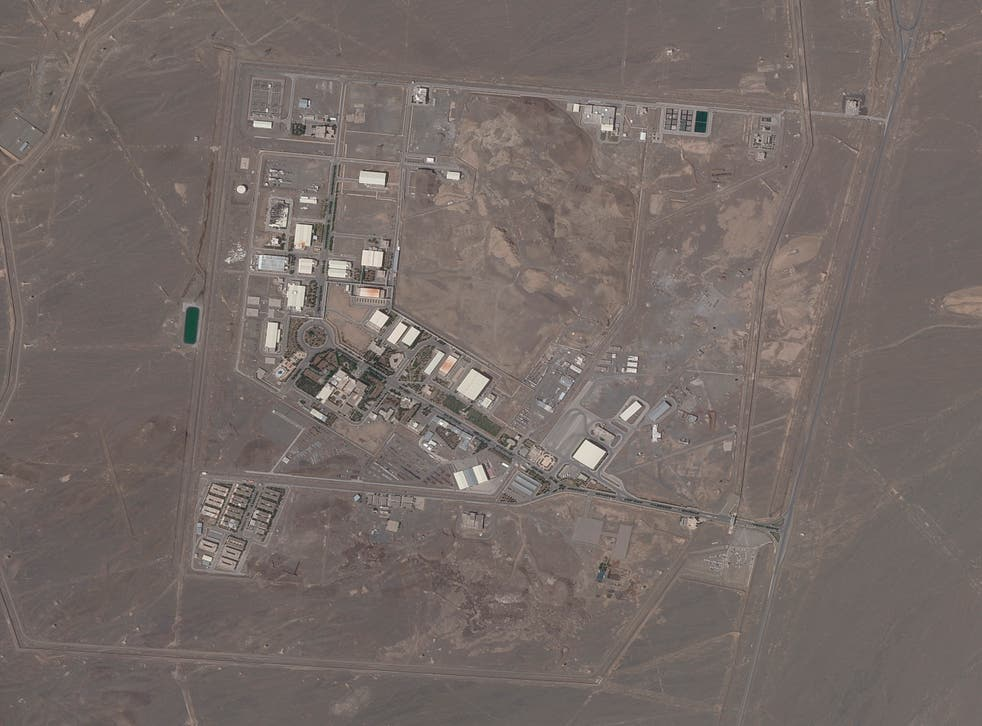 United States Iran Sanctions