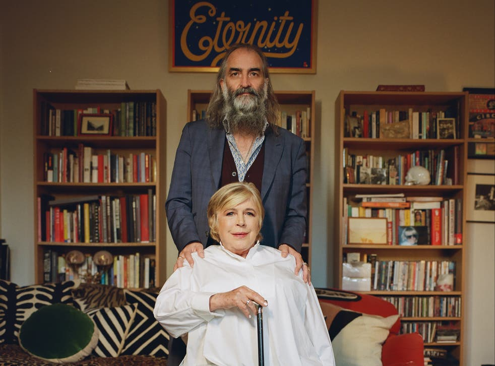 <p>Ellis and Faithfull have collaborated again for the 'She Walks in Beauty' album </p>