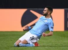 Man City's second-half masterclass stuns PSG in Champions League semi-final first leg