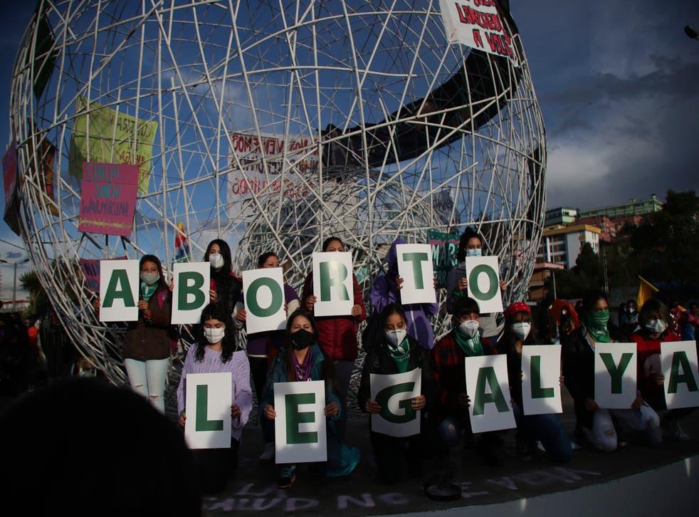 Ecuador Abortion