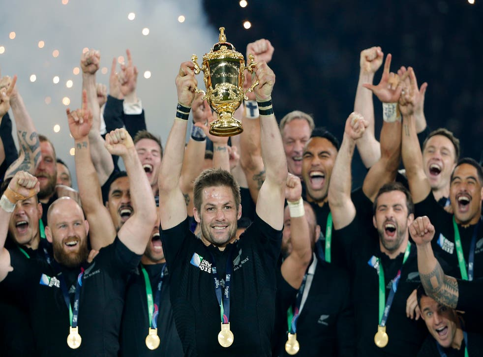 New Zealand Rugby Union All Blacks
