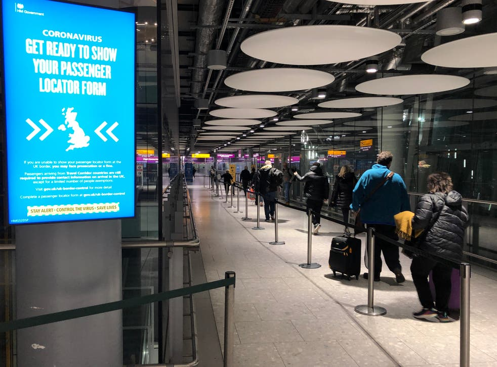 <p>Slow moving:  with only a fraction of normal passenger traffic using Terminals 2 and 5, queues for arrivals are lasting up to six hours</p>