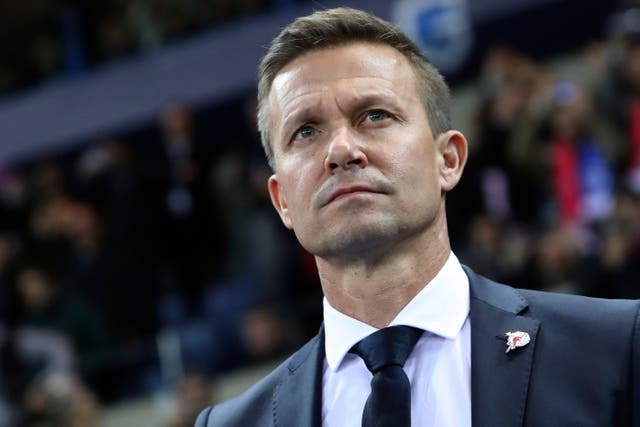 Jesse Marsch will be the new man at the helm of RB Leipzig