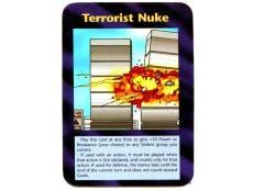 """El juego de cartas de 1994 que """"predijo"""" el 11 de septiembre, Donald Trump, COVID y el motín del Capitolio"""