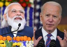 Covid: Estados Unidos pide a sus ciudadanos que abandonen la India por falta de camas de hospital