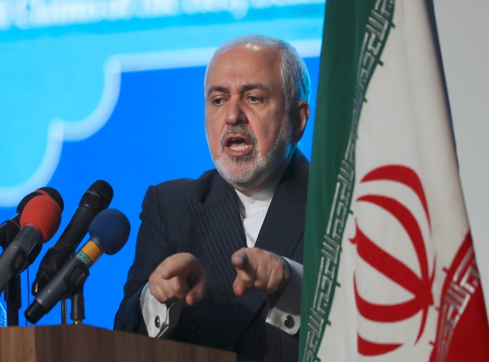 Iran Zarif Leaked Recording