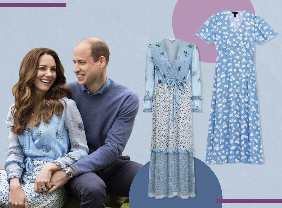 <p>The duchess wore the outfit to mark her 10th wedding anniversary</p>