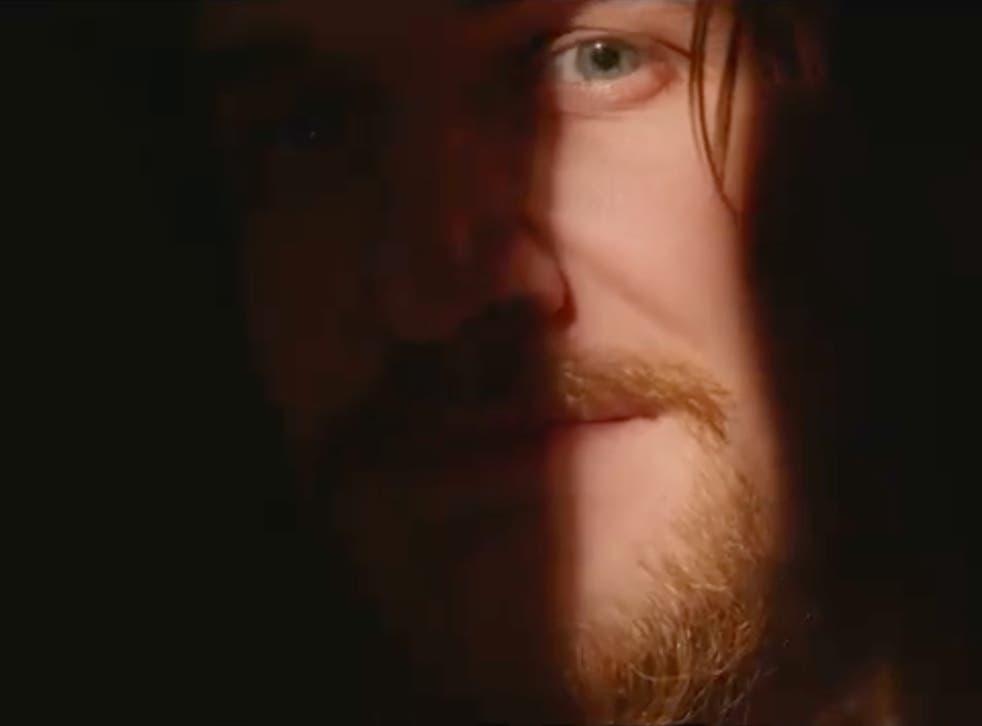 <p>Burnham in the trailer for Inside</p>