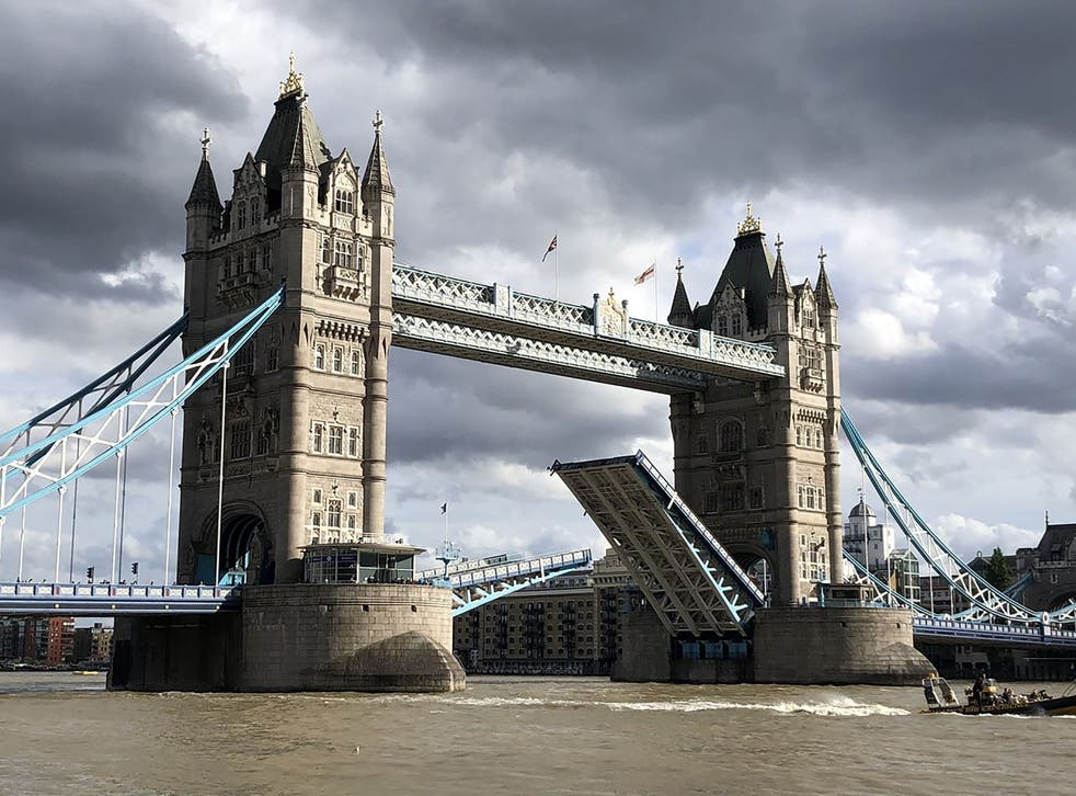 A body has been found in the search for a missing schoolboy who fell from Tower Bridge into the River Thames in London
