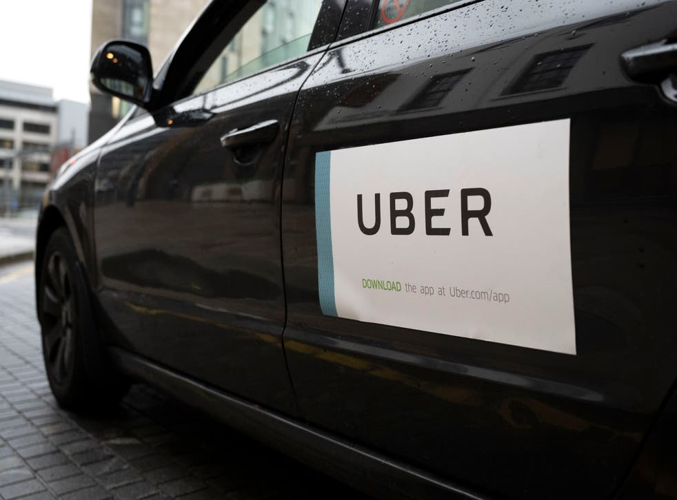 <p>Uber said it will recruit 20,000 more drivers</p>