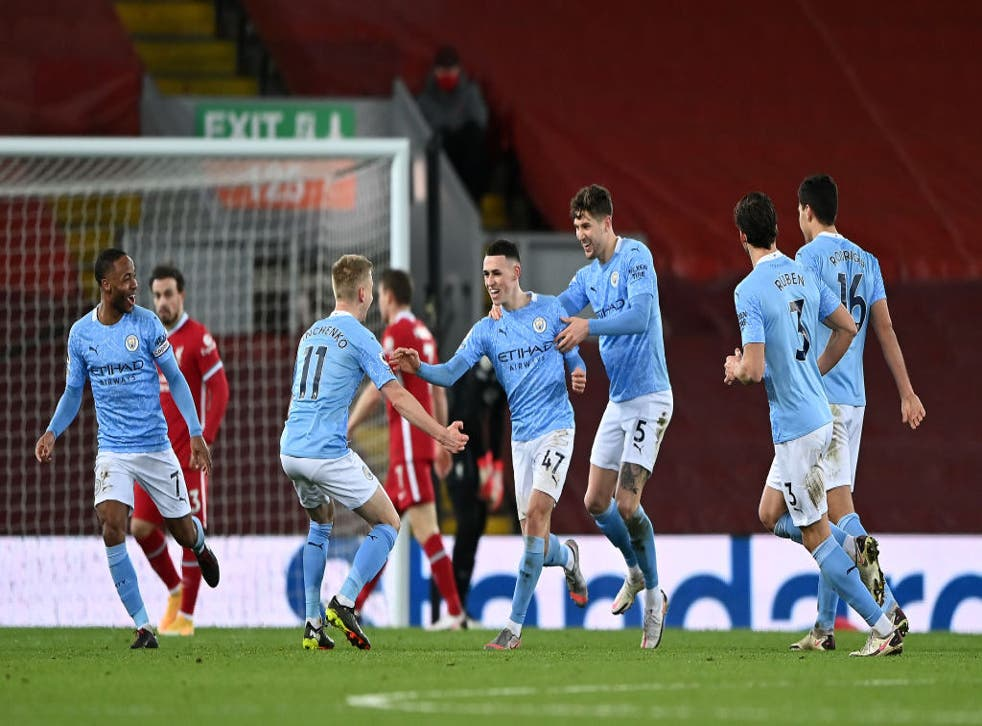 <p>Man City have strolled to a fifth Premier League crown</p>
