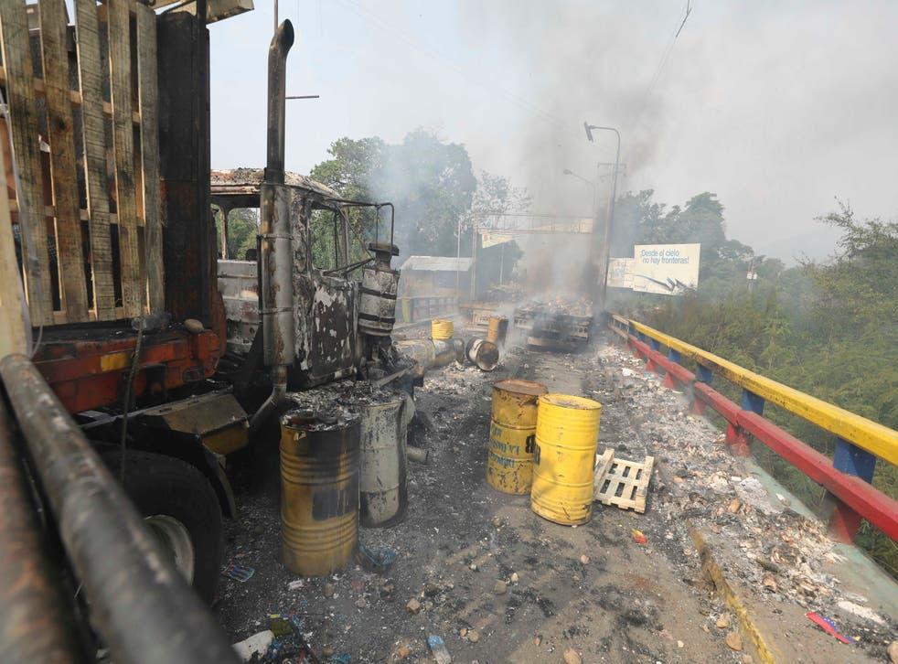 Venezuela US Aid