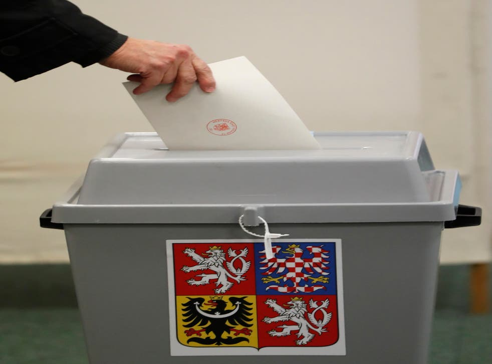Czech Republic Elections Law