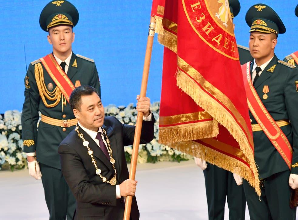 Kyrgyzstan Tajikistan